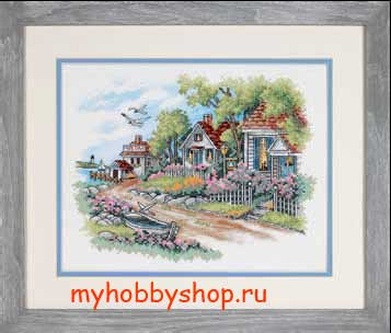 Cottages by the Sea Дом у моря