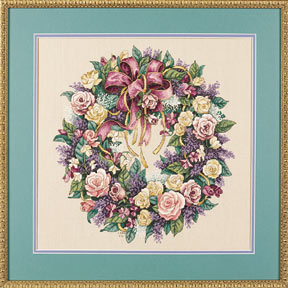 Wreath of Roses Венок из роз